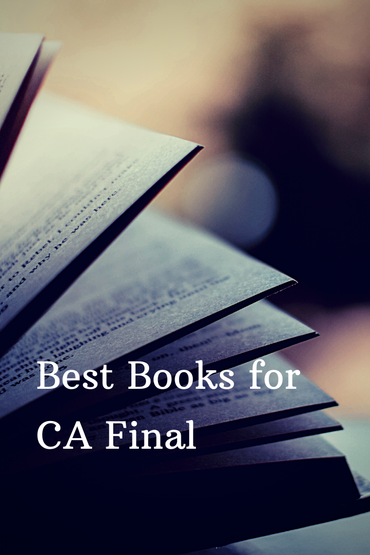 Best books for CA Final