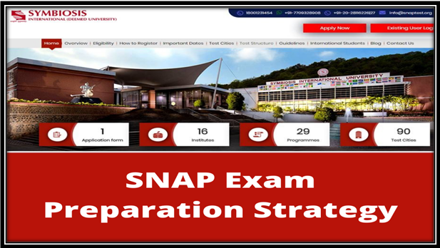 How to Prepare for SNAP Exam 2020?